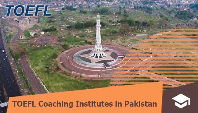 TOEFL Coaching Institutes in Pakistan