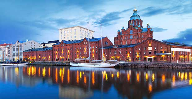 admission criteria in Finland top international universities