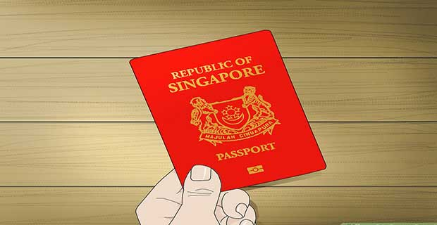 how pakistani students can get the permanent citizenship of Singapore