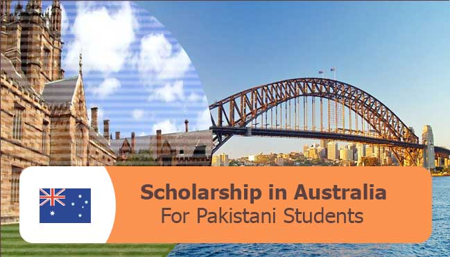 a diploma scholarships for Pakistani students to study abroad in Australia