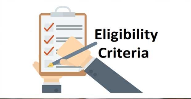 daad scholarship eligibility criteria