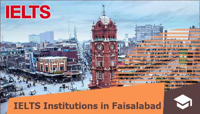 institutes in faisalabad for ielts prepration