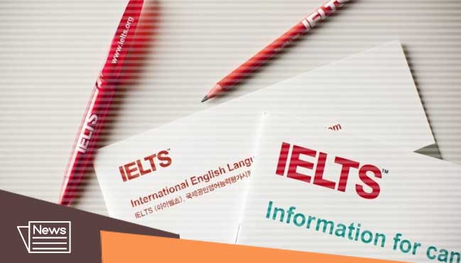 IELTS test pattern