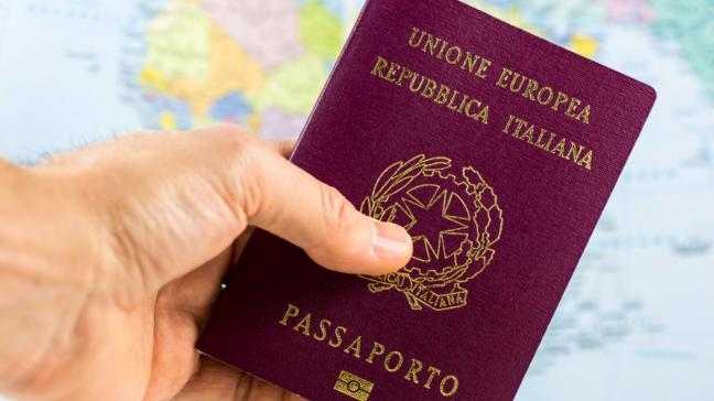 citizenship in Italy for Pakistani  students