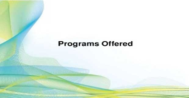 programs offered by italian government scholarship
