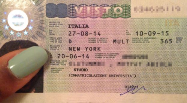 study visa latest guide of Italy  for Pakistani students