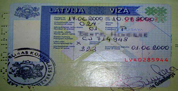 latest visa guide for Pakistani students who wants to stduy in Latvia