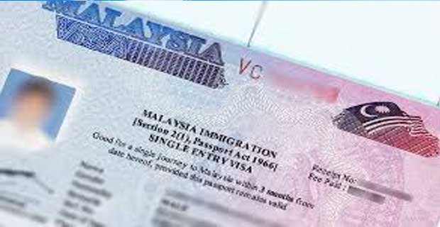 malaysia student visa requirements for Pakistani students