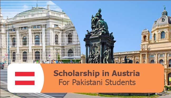 find and grab the best scholarships in Austrai for Pakistani students