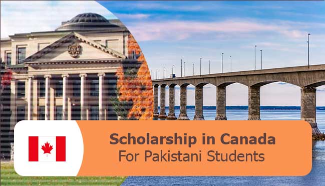 Scholarships in Canada for Pakistani Students 2019-2020