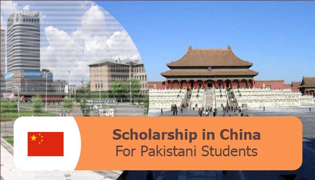 study abroad in china for free pakistani students