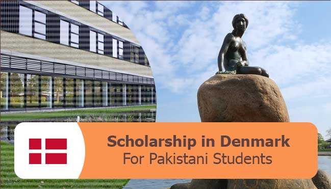 study free in denmark, scholarships for Pakistani students