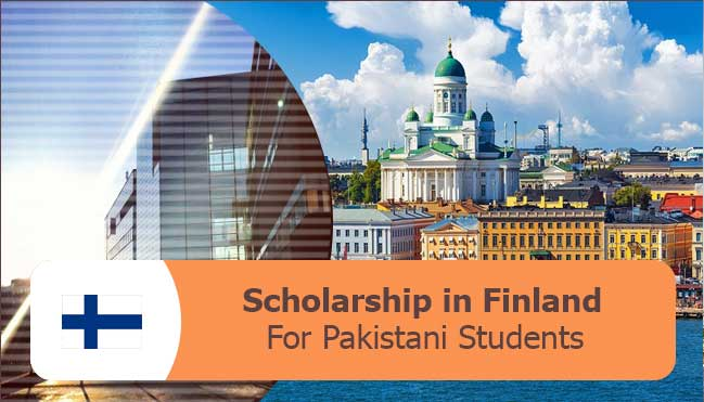 latest finland scholarships for Pakistani students