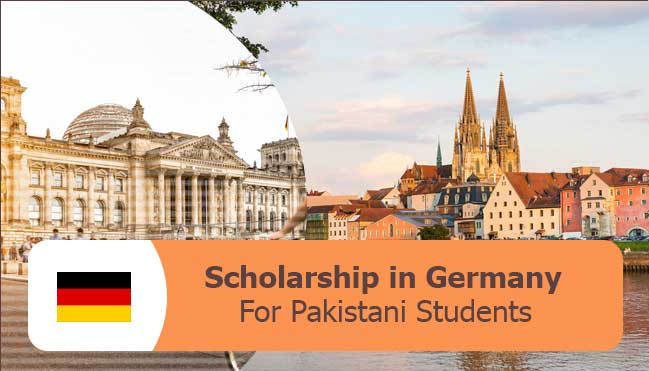 study abroad in germany scholarships for Pakistani students