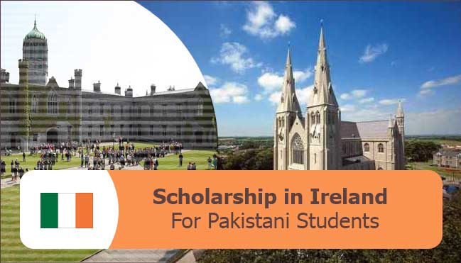 ireland scholarships for International students