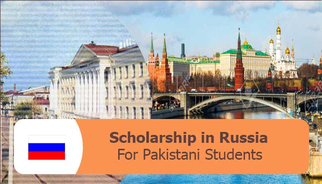 fully funded scholarships in russia for Pakistani students