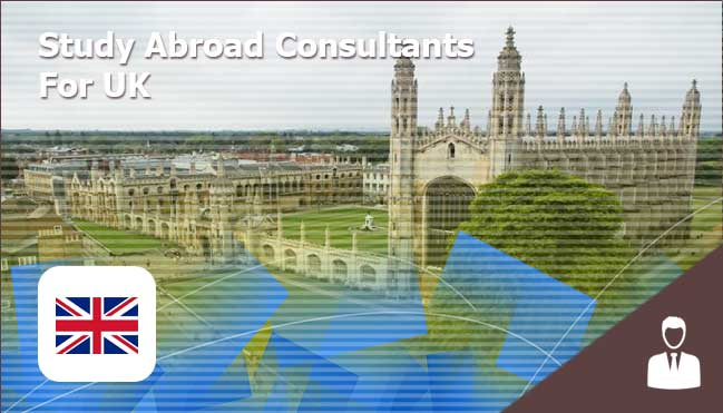 consultants of uk in Pakistan to study abroad