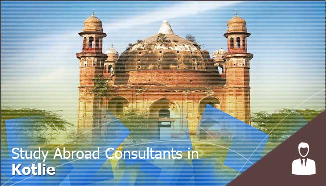 consultants in Kotlie for pakistani students