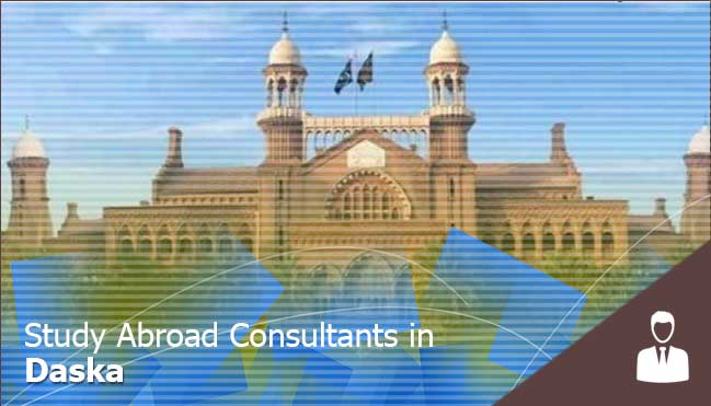 top consultants in daska for Pakistani students to study abroad