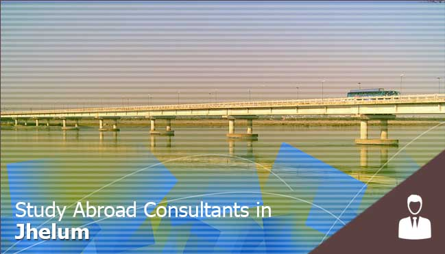 top consultants in jhelum for Pakistani students to study abroad