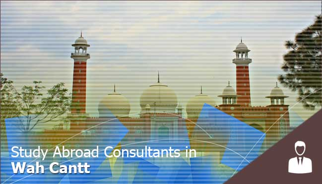 best consultancy to study abroad in Wah cantt