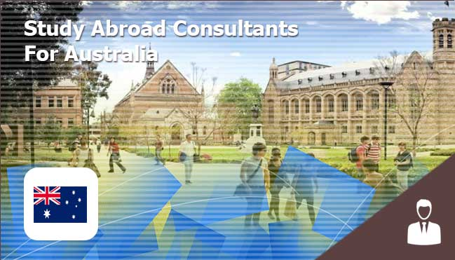 get the top consultants in australia for Pakistani students