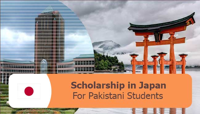 Scholarships in Japan for Pakistani Students 2019-2020