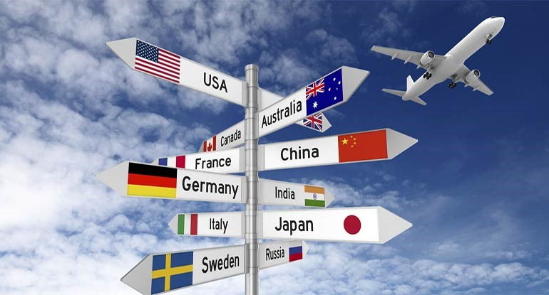 which country is best to study abroad