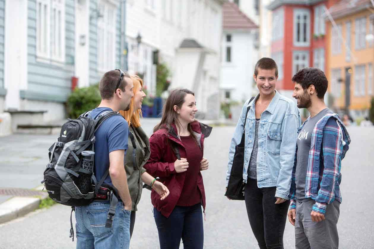 free study in Norway for Pakistani students