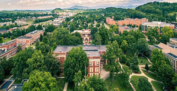study programs in etsu for scholarships