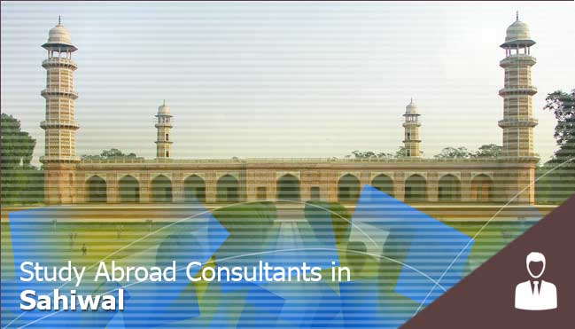list of top consultants in sahiwal for Pakistani students