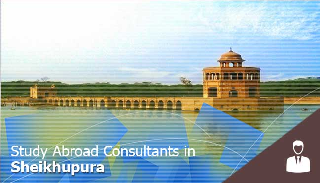 consultants to study abroad in Sheikhupura