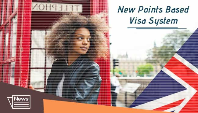 uk study visa point base