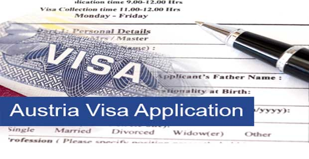 step by step latest guide for Pakistani students to get the Austria student visa