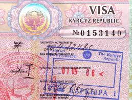 student visa requirements for Pakistani students ti stud in Kyrgyzstan