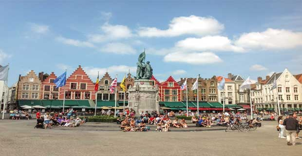 study in Belgium guide for Pakistani students